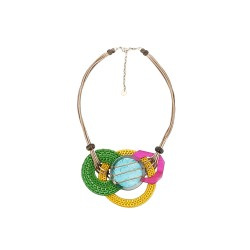 Collana Daniela multicolor