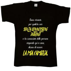 T-Shirt Uomo senza conness.2 giallo
