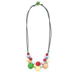 Collana Pollianna multicolor