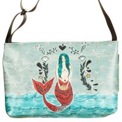 Borsa a tracolla Sirena