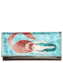 Portafoglio pat. big Sirena
