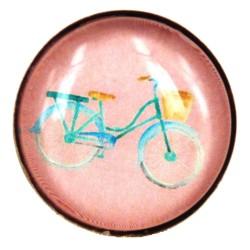 Bracciale bici rosa