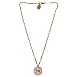 Collana 20mm Fenicotteri Rosa