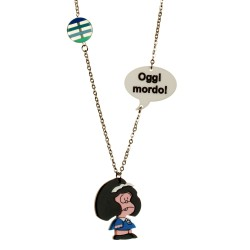 Collana Mafalda blu
