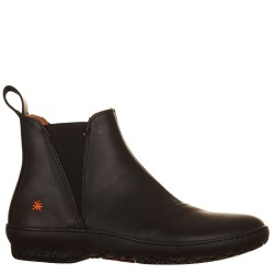 Ankle boot con zip