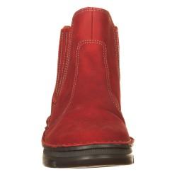 Stivaletti Chelsea Rojo