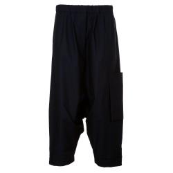 Pantaloni con cavllo basso