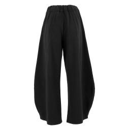 Pantaloni Onice nero
