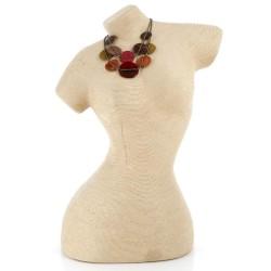 Collana Cosima rosso