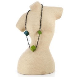 Collana Dasha Lime