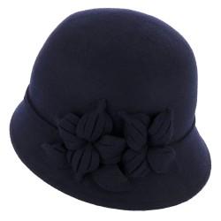 Cappello Ginger blu