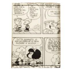 Portatessera Mafalda