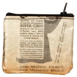 Portamonete piccolo Super-Cirio