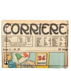 Portafoglio Uomo Corriere dei Piccoli 1958