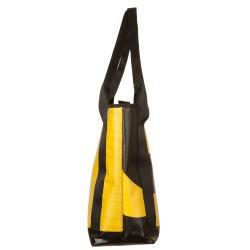 Secchiello Evert nero e giallo