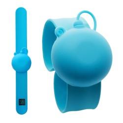 Bracciale Sanitizer Macarons azzurro
