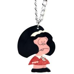 Collana Mafalda nero