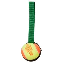 Pallina tennis portatutto giallo-arancio