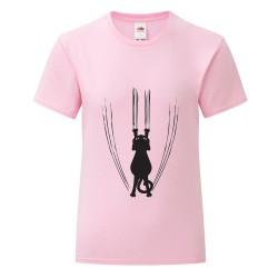 T-Shirt bimbo Graffio