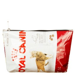 Busta portatutto large Royal Canin rosso
