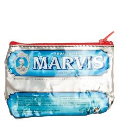 Portatutto Marvis blu e rosso