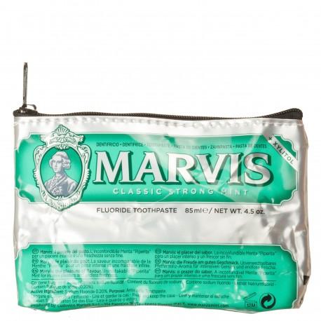 Portatutto Marvis verde e nero