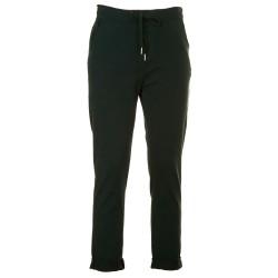 Pantaloni in cotone felpato