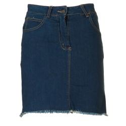 Minigonna jeans