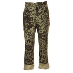 Pantaloni animalier con stampe