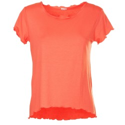 T-Shirt basica large aragosta