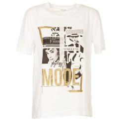 T-shirt oversize Mode