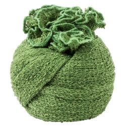Poncho multiuso verde prato