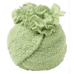 Poncho multiuso Verde Mela