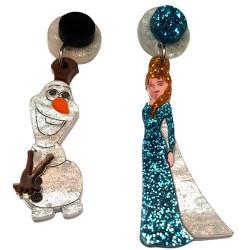 Orecchini pendenti Frozen