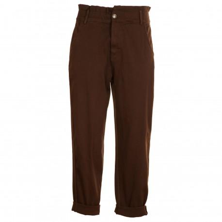 Pantaloni a vita alta