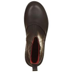 Ankle boot con elastico