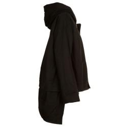 Giacca imbottita con cappuccio e zip